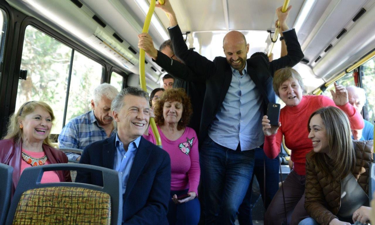 Anuncian esta semana los aumentos en las tarifas de trenes y colectivos