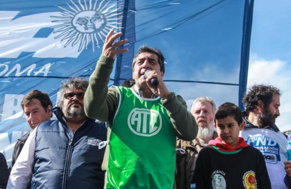 Recordá que hoy será el paro de ATE en Tucumán