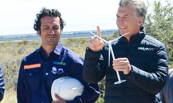 Parques eólicos: denuncian una maniobra que habría beneficiado a la familia Macri
