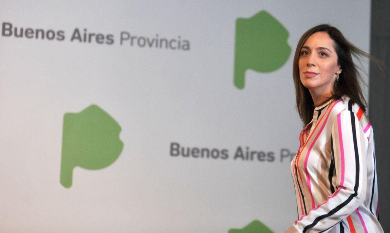 María Eugenia Vidal pone límite al juego clandestino en Buenos Aires