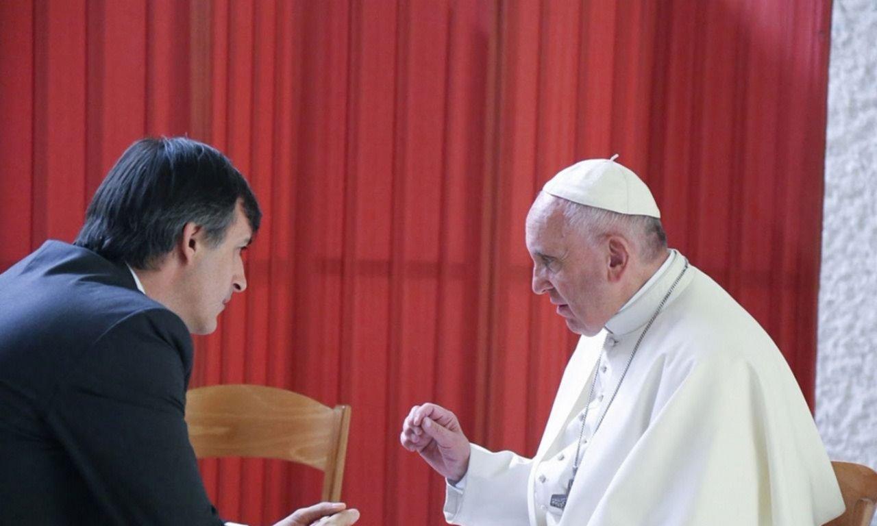 Papa pide a pueblo Mapuche rechace la violencia