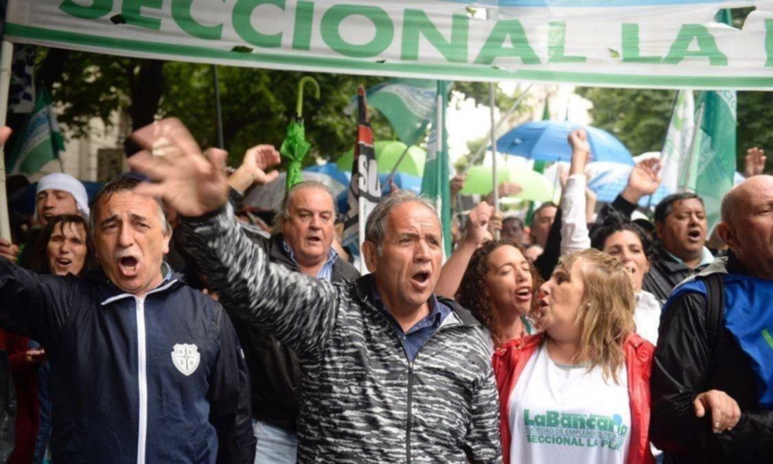La Bancaria rechazó 9% de aumento y advirtió sobre medidas de protestas