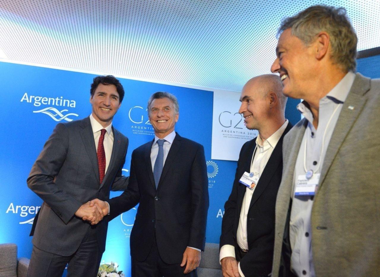 Las insólitas frases de Macri en Davos