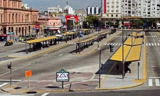 Confirmado: no habrá transportes en el paro general del 6 de Abril