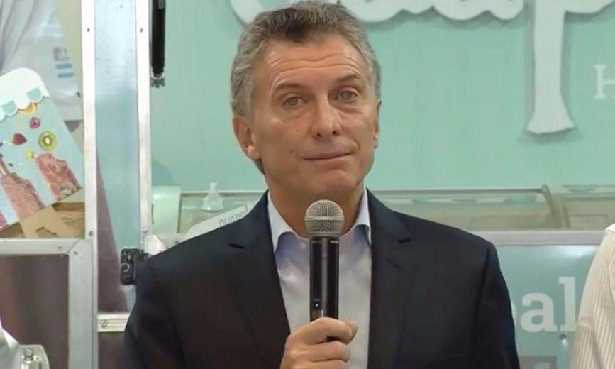 Tras el asesinato de un manifestante, Macri pide