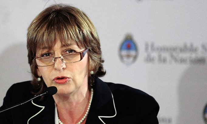 Elisa Carrió celebró el procesamiento de Gils Carbó