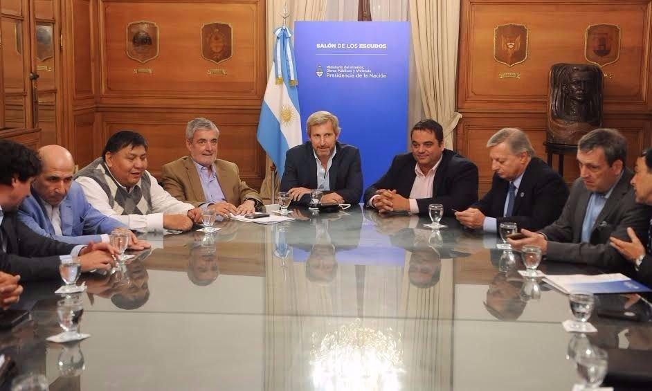 El Gobierno destinará $1.200 M para la reconstrucción de Comodoro Rivadavia — ARGENTINA