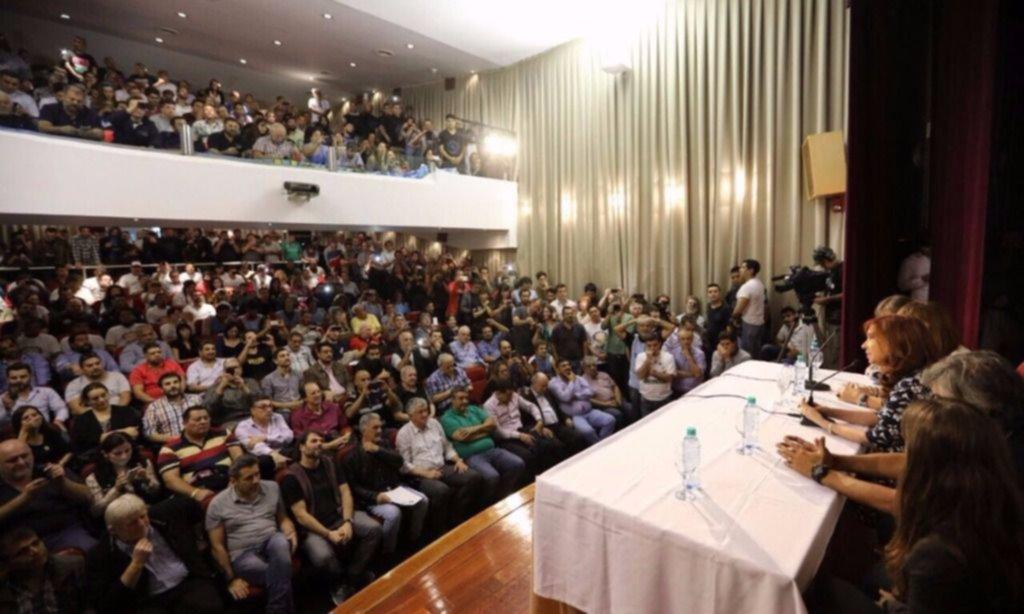 Cristina Fernández sugirió que no será candidata en las próximas elecciones