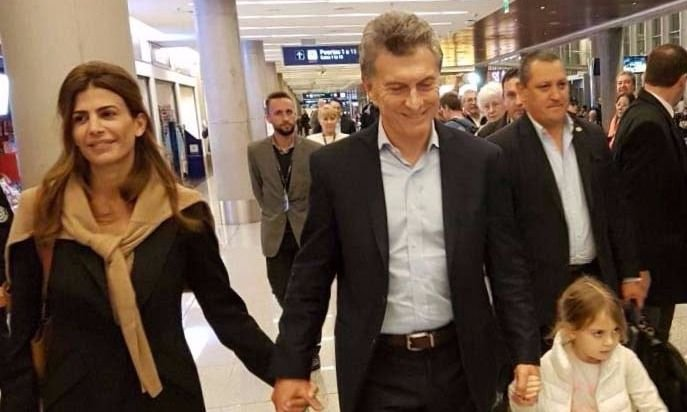 Macri viaja a Dubai e inicia su gira por Asia