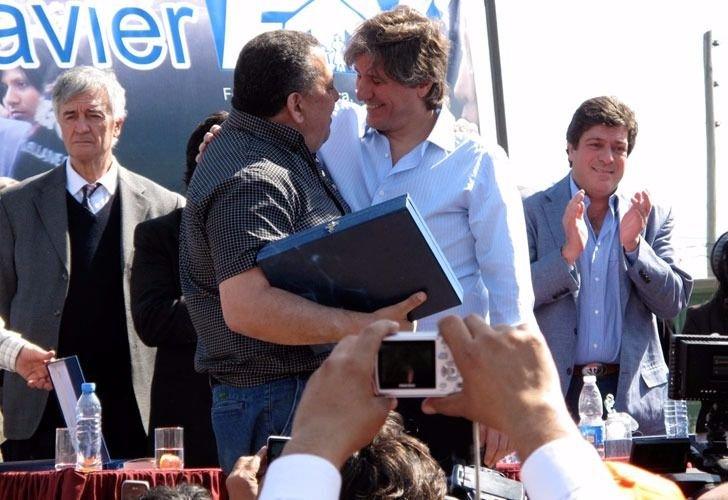 Momentos de tensión en encuentro partidario del PJ Bonaerense — CABA