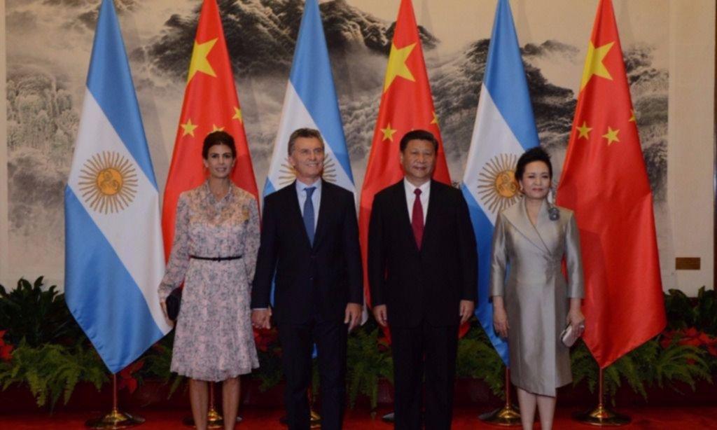 Macri llegó a China para reencauzar la relación bilateral