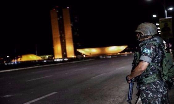 Brasil: Protestas contra Michel Temer obliga al Gobierno a desplegar tropas