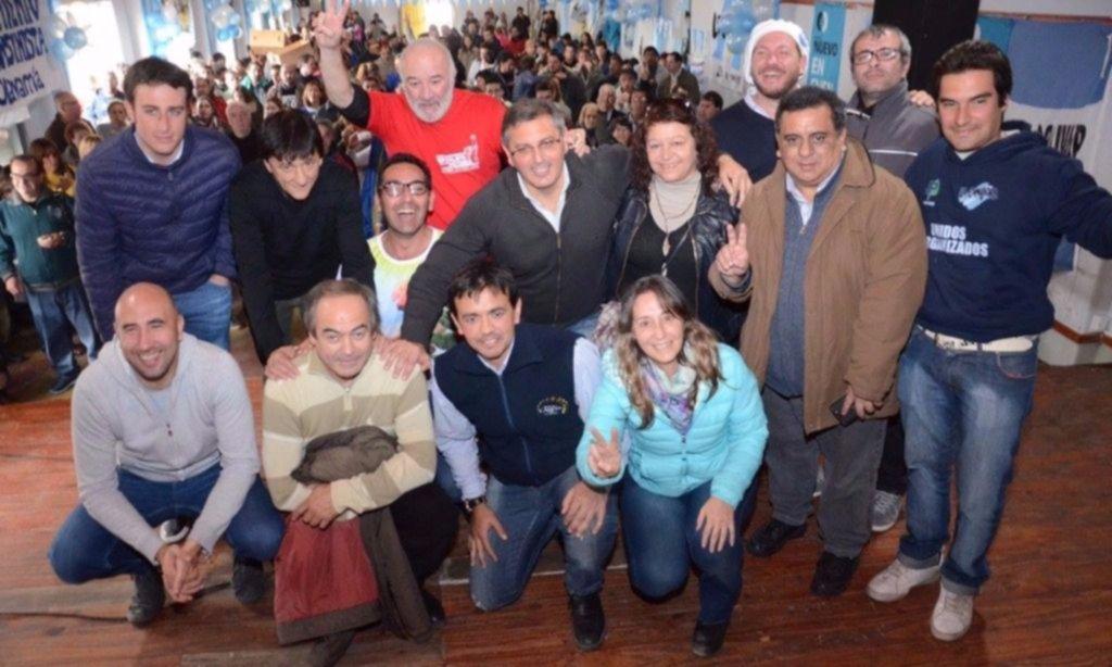 Cumbre de Intendentes randazzistas en Bolívar