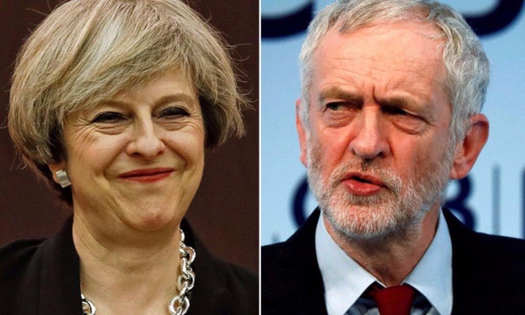 Conservadores de May ganan elecciones británicas sin mayoría absoluta
