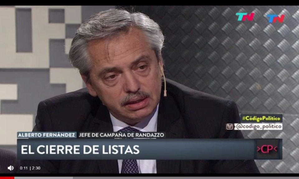 Exministro de Cristina Fernández postulará al Senado apartado de Kirchnerismo