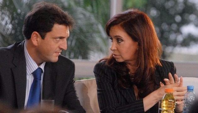 Massa posterga su definición a la espera de Cristina