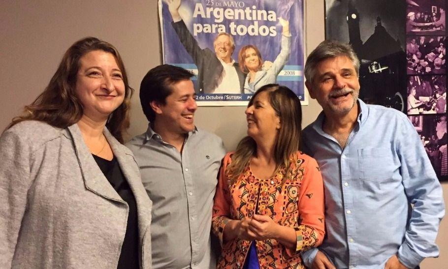 Filmus vuelve a ser candidato: encabeza la lista K para diputados porteños