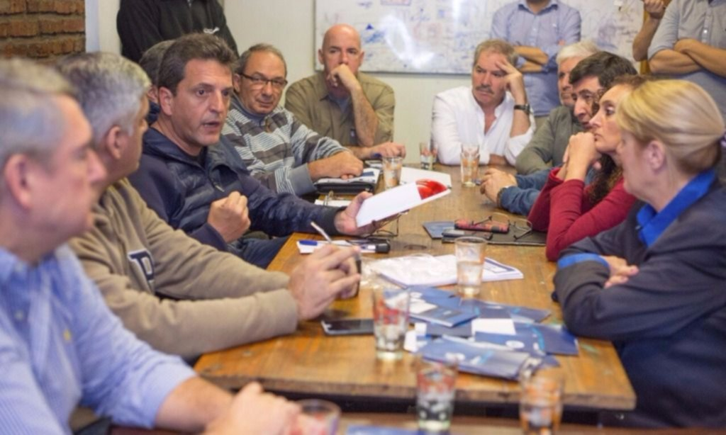 Massa y Stolbizer, candidatos a senadores por 1 País