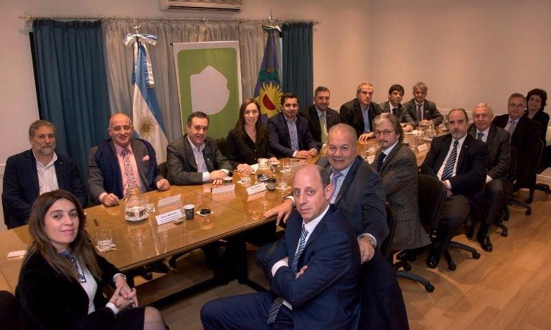 Vidal continuará con los convenios entre la Provincia y las universidades