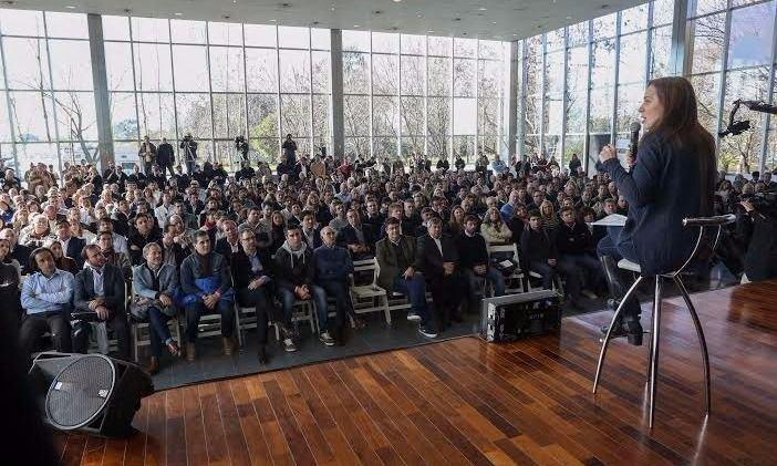 Vidal bajará línea a sus precandidatos en La Plata