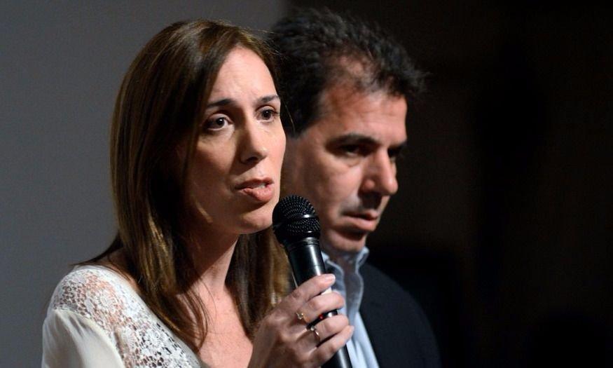 Vidal presentó una app para denunciar sin ir a la comisaría