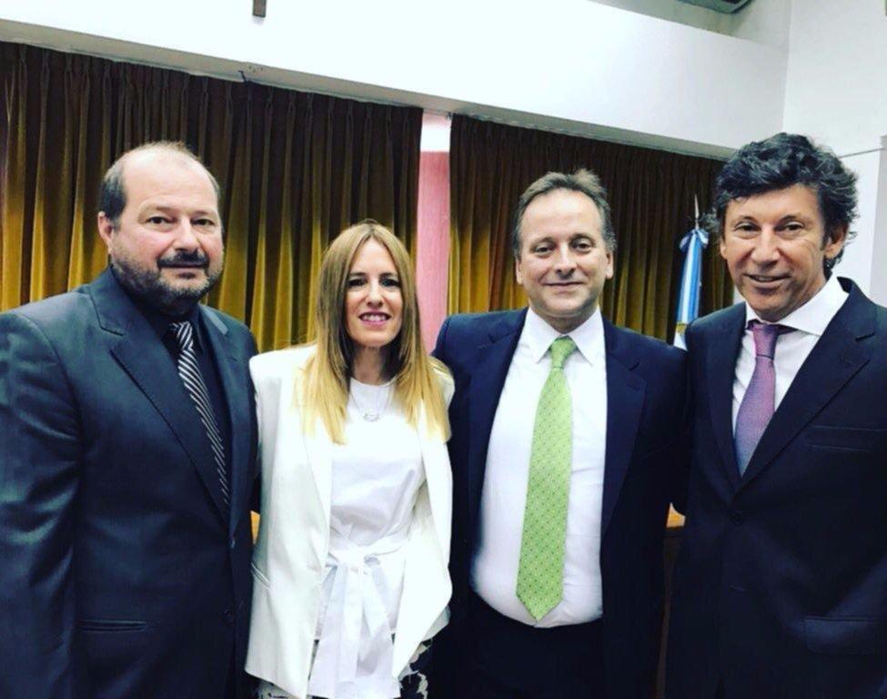 Vidal también cargó contra la Izquierda por la represión en Pepsico
