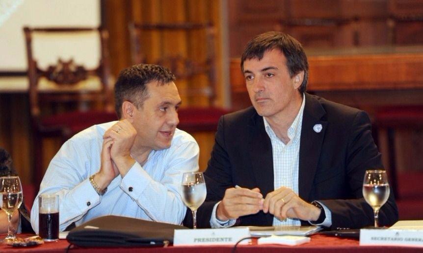 Asumieron Scarsi como ministro de Salud y Sánchez Zinny en Educación