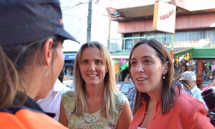 Si Cambiemos no gana, estará condicionada la pelea contra las mafias — Vidal en campaña