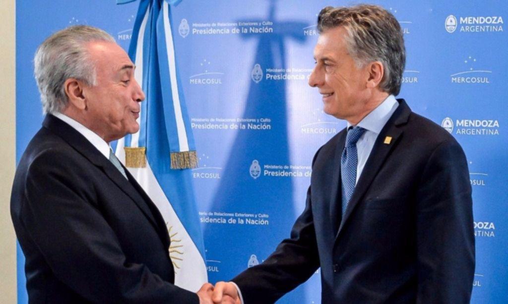 Entre una huelga y el Mercosur — Venezuela