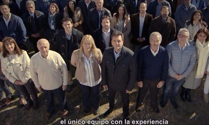 Massa: spot y programa de economía en Mar del Plata