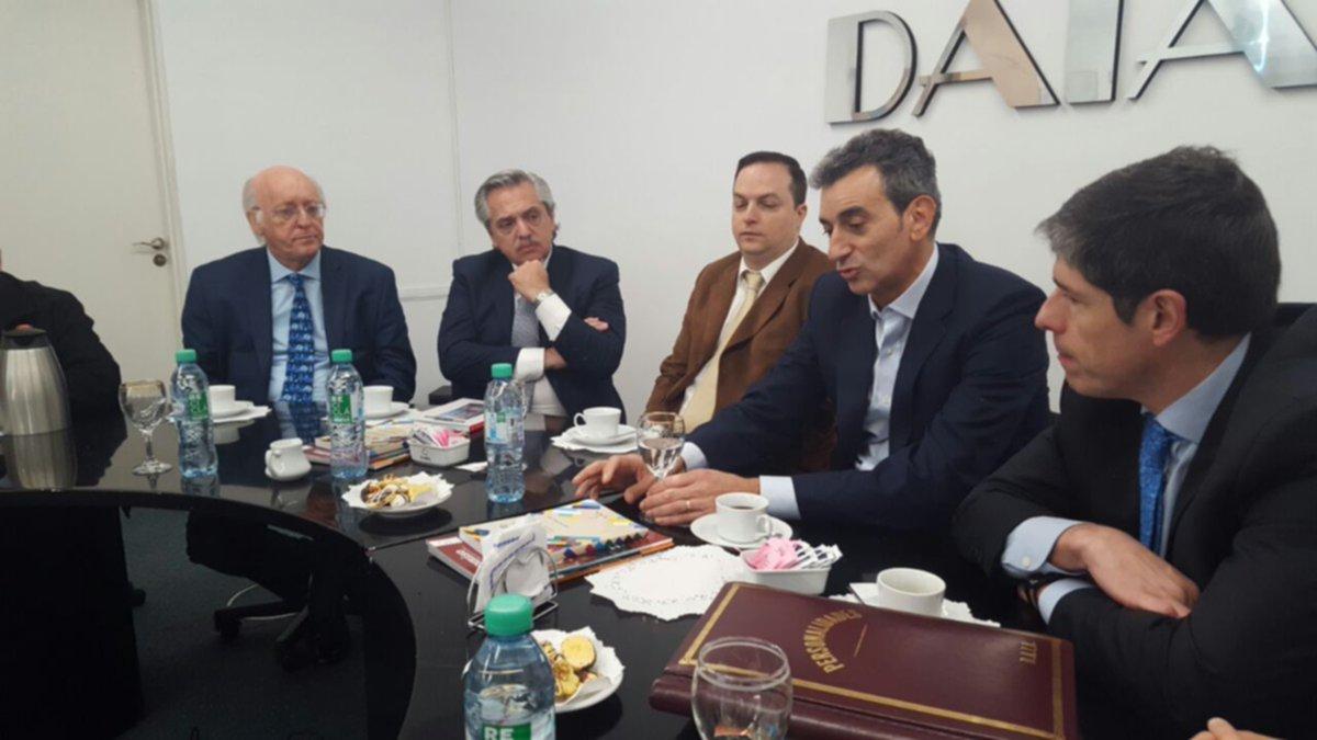 Randazzo le pidió disculpas a la DAIA por el memorándum con Irán