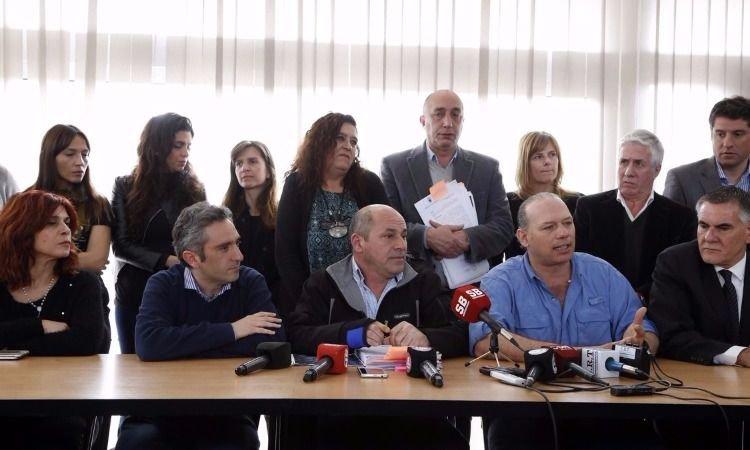 Vidal no le deja usar los patrulleros nuevos a Secco