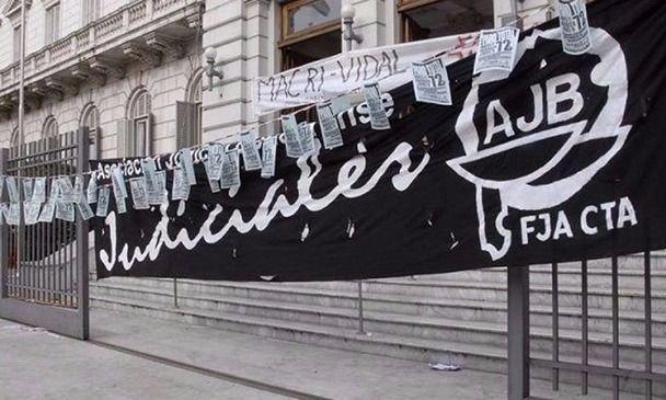 Los judiciales bonaerenses fueron convocados por el Gobierno para retomar negociaciones