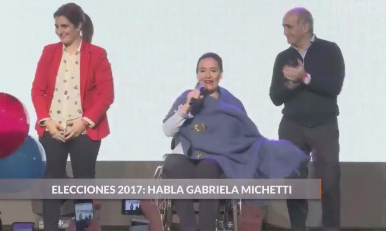 Michetti destacó la fortaleza de Cambiemos: