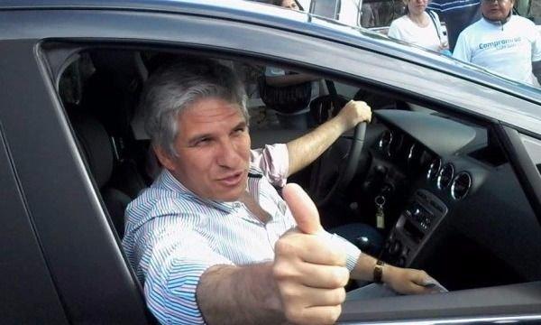 Poggi votó en San Luis