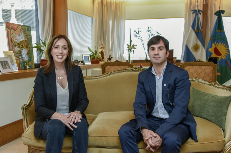 María Eugenia Vidal festejó la elección de Cambiemos: No volvamos para atrás