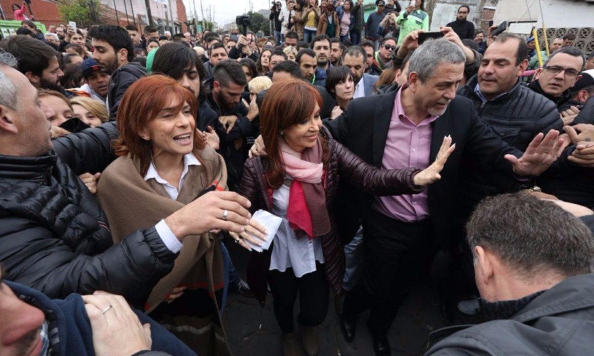 Cristina Kirchner criticó al Gobierno nacional por la desocupación