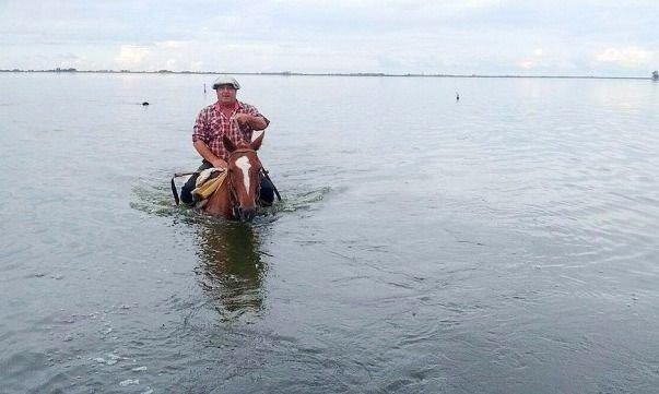 Inundaciones afectan ocho millones de hectáreas en cuatro provincias argentinas