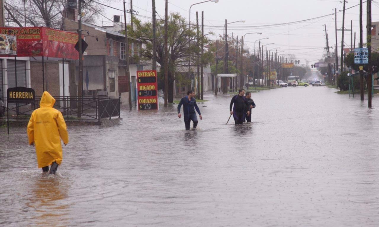 Santa Fe: Alerta por tormentas fuertes
