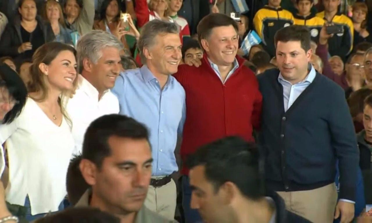 Papelón de Macri en Mendoza: no sabe ni las obras que anuncia