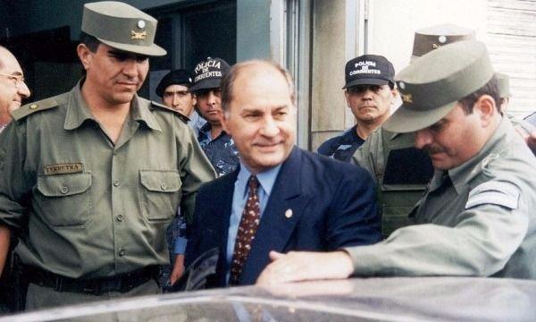 El gobernador electo Gustavo Valdés fue recibido por Macri
