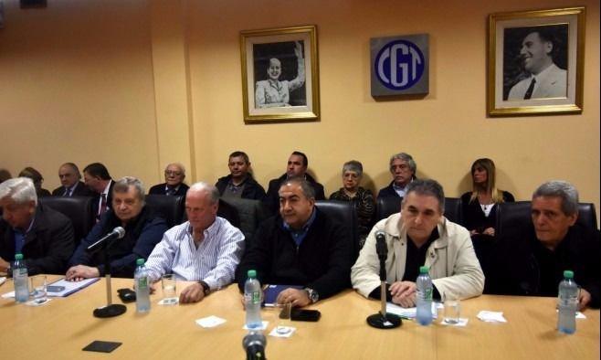 La CGT acusó a la Justicia de perseguir sindicatos