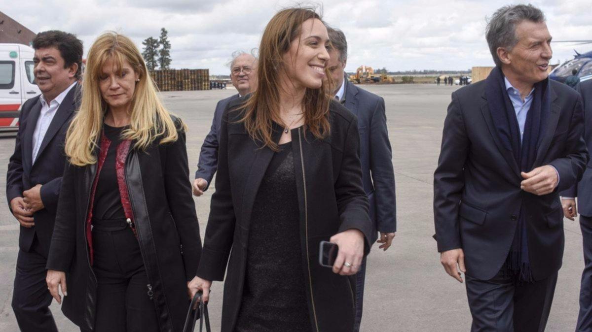 Cristina Kirchner reclamó más hospitales en el Conurbano y Vidal le contestó