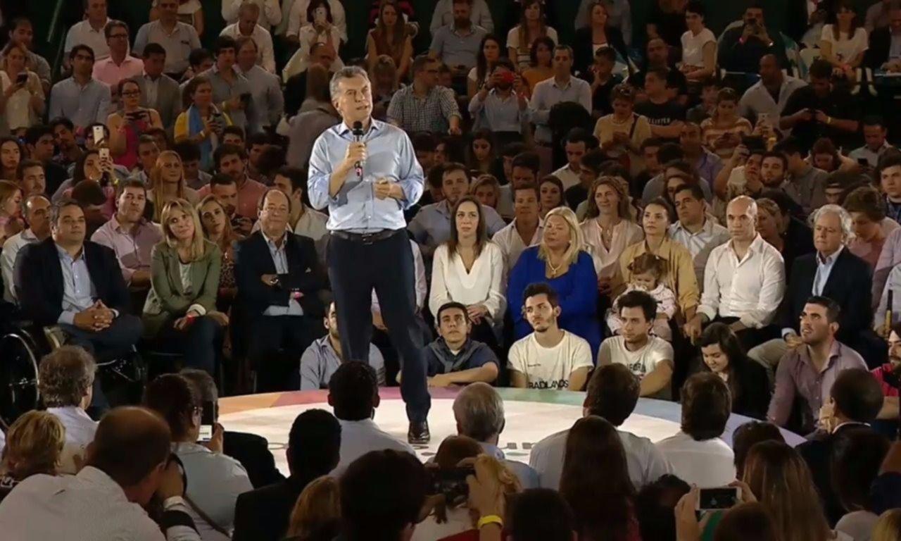 Macri cerró la campaña en CABA hablando contra