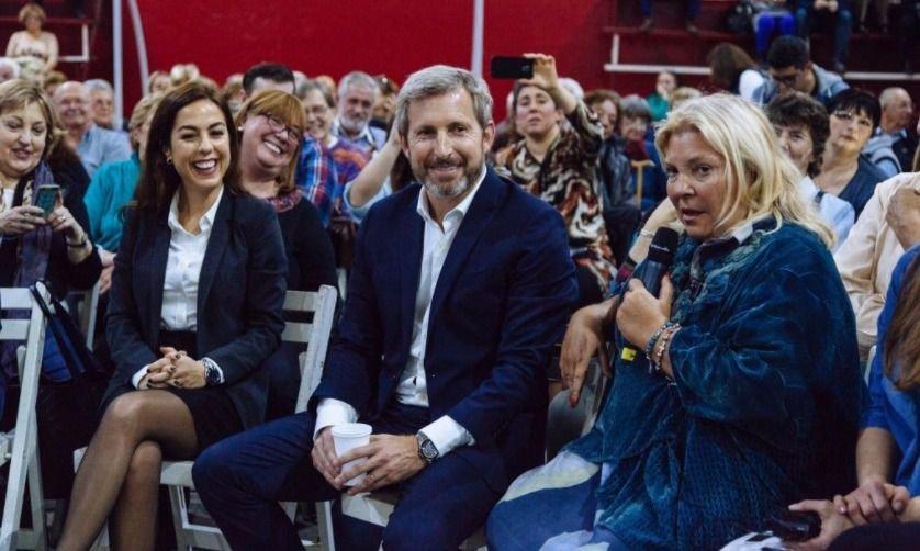La Justicia bajó a la candidata de Carrió denunciada por abuso familiar