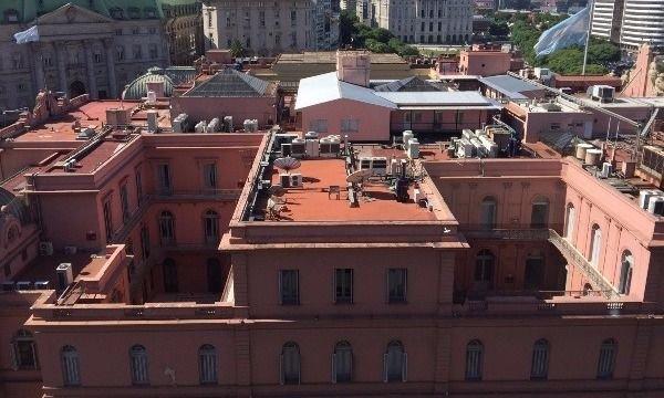 El helipuerto de la Casa Rosada se transformará en una huerta
