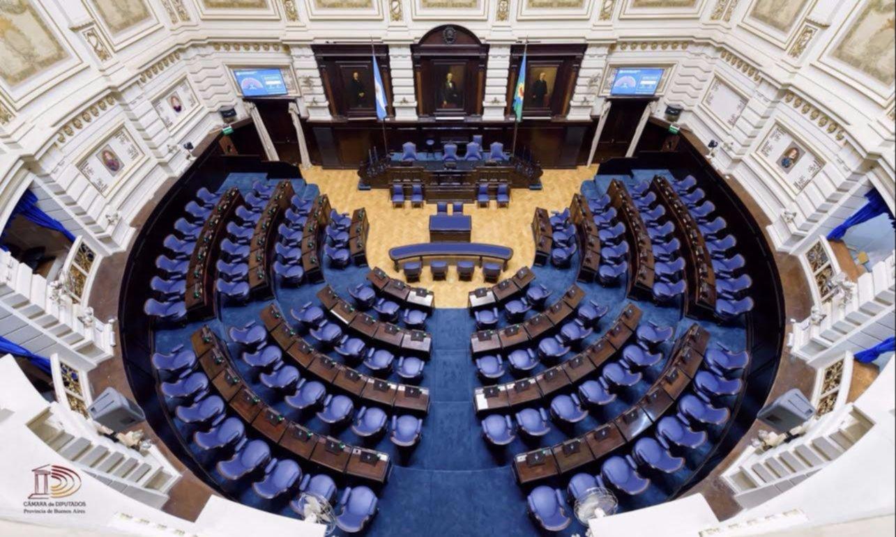 Juran los diputados nacionales electos — EN VIVO