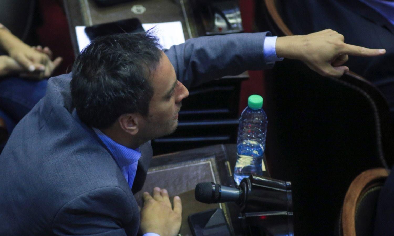 Durísimas acusaciones entre Cabandié y Massot en Diputados