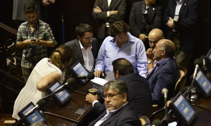 Diputados FpV: el día después del voto dividido