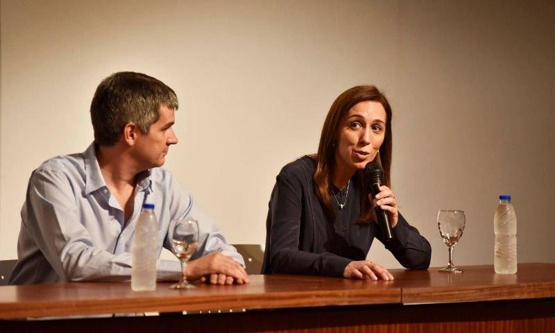 Vidal-Peña: reunión, conferencia, y ningún anuncio